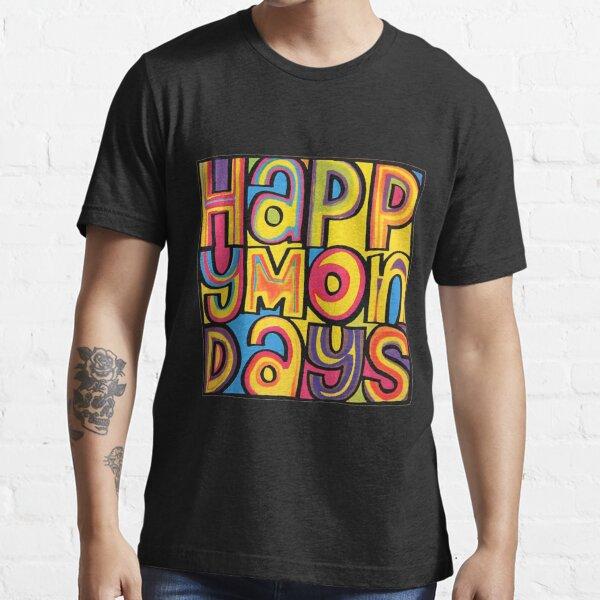 happy mondays Essential T-Shirt