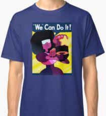 """""""We"""" Can Do it! // Garnet Steven Universe Poster Classic T-Shirt"""