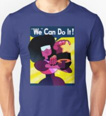 """We"" Can Do it! // Garnet Steven Universe Poster T-Shirt"