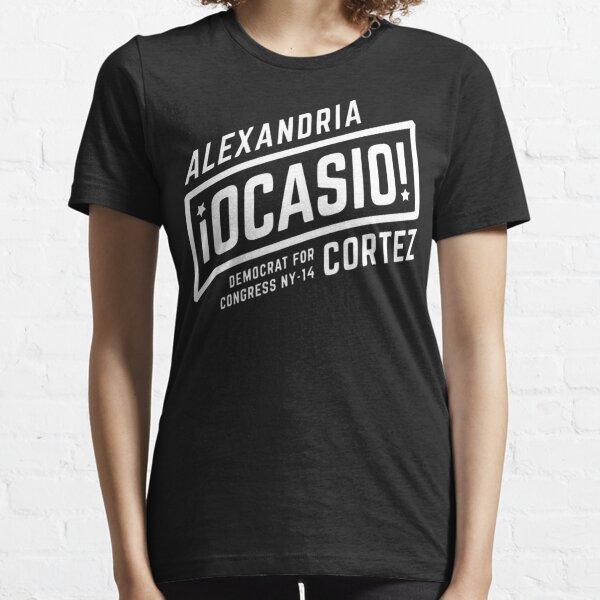 Alexandria Ocasio Cortez Essential T-Shirt