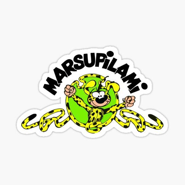 Marsupilami 5 Sticker