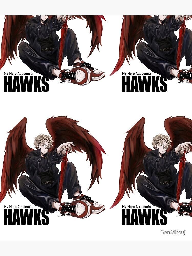 MHA Hawks The Hero with Style by SenMitsuji