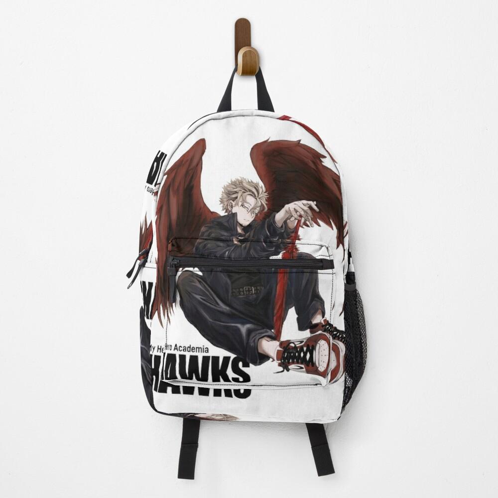 MHA Hawks The Hero with Style Backpack