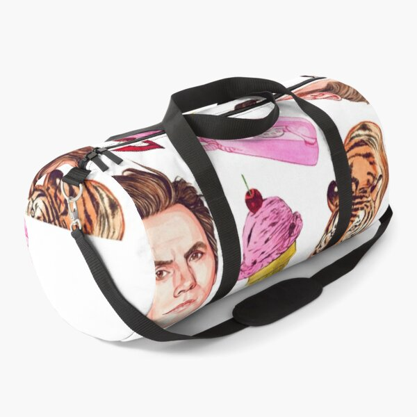 DURAN DURAN PAPER GAWDS Duffle Bag