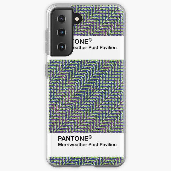merriweather post pavilion Pantone Samsung Galaxy Soft Case