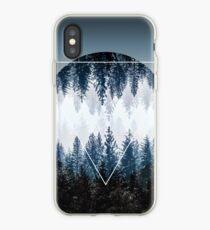 Vinilo o funda para iPhone Woods 4