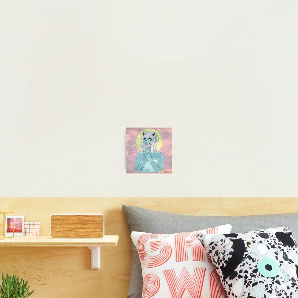 ANGEL/DEMON - SKY Photographic Print