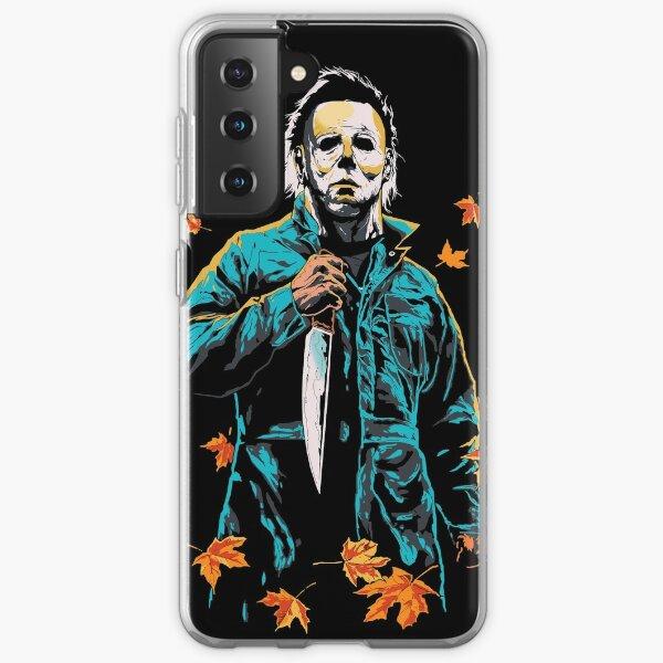 Halloween Michael Myers Samsung Galaxy Soft Case