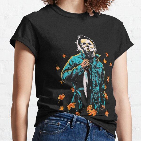Halloween Michael Myers T-shirt classique