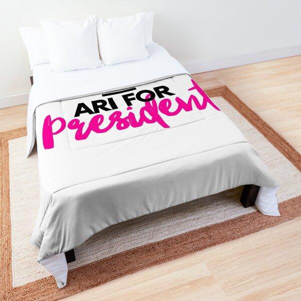 Ari For President Comforter