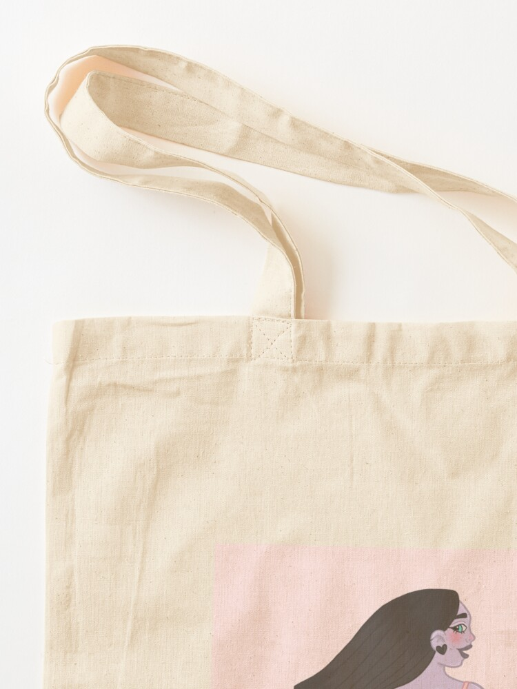Alternate view of YOUR WORTH Tote Bag