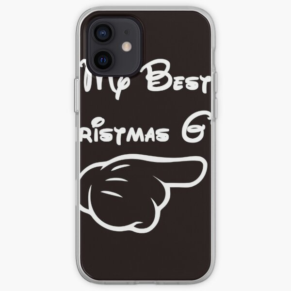 Christmas sweater christmas couple sweaters iPhone Soft Case