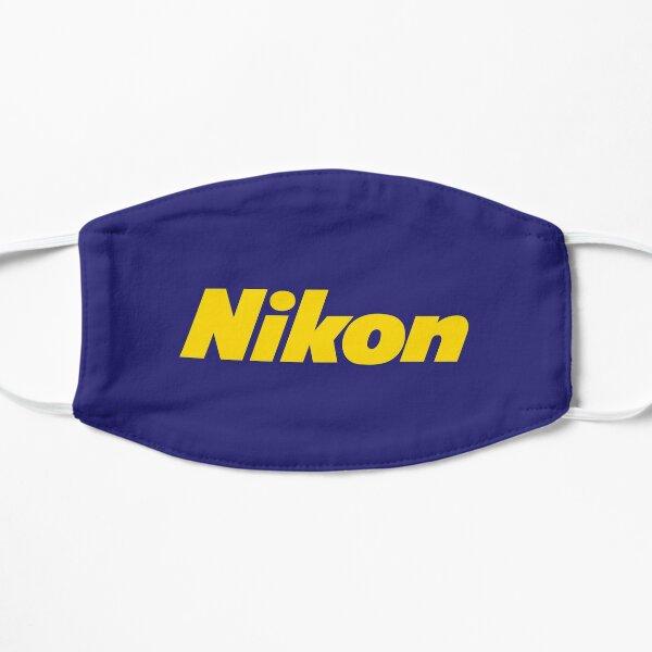 Nikon Camera Logo Nikkor Photography Flat Mask