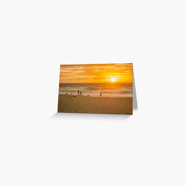 Southport Beach, South Australia Greeting Card