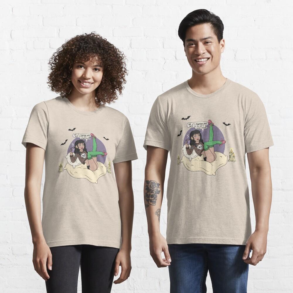 PUMPKIN SPICE BABE Essential T-Shirt