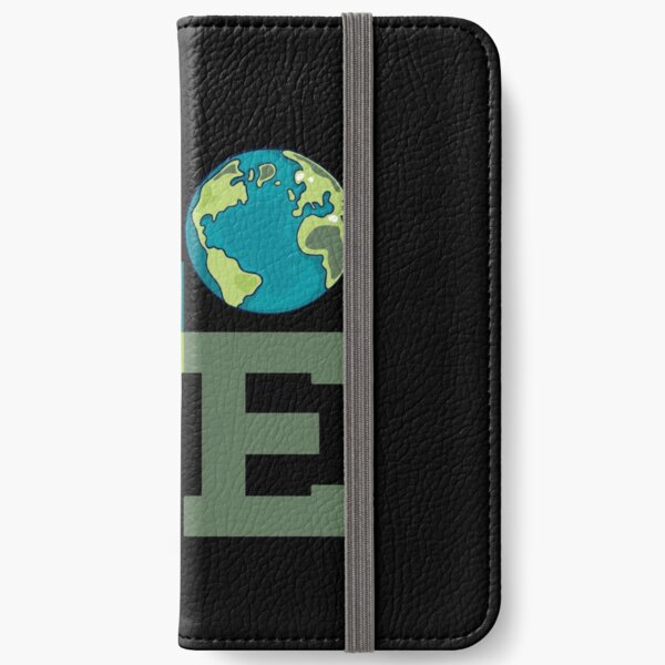 Love Your Mother Earth iPhone Wallet