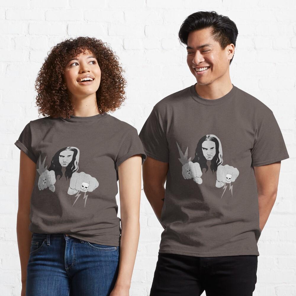 CLIFF BURTON/METALLIC Classic T-Shirt