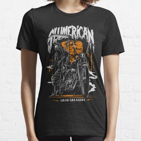 Slumerican Grim Greasers Essential T-Shirt