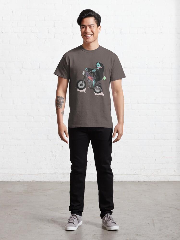 Alternate view of GRIM RIPPER Classic T-Shirt