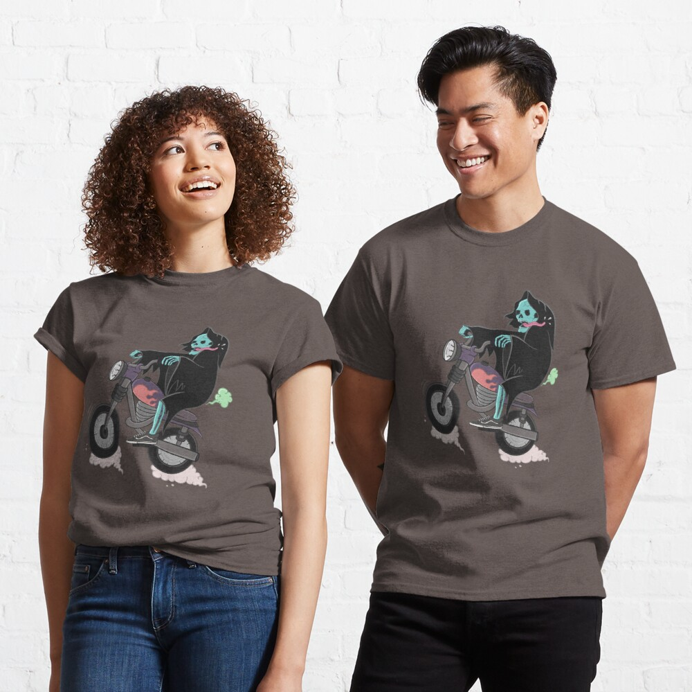 GRIM RIPPER Classic T-Shirt