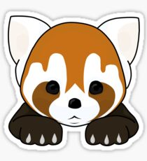 Lesser Panda / Red Panda Sticker