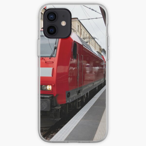 Class 146 at Magdeburg iPhone Soft Case