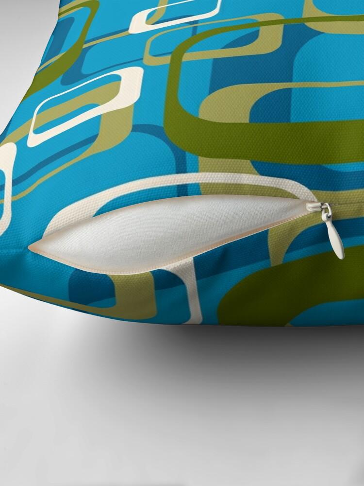 Alternate view of Ocean Retro Floor Pillow
