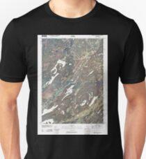 New York NY Muskellunge Lake 20100513 TM T-Shirt