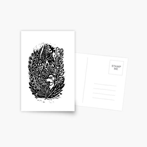 Hide and seek Postcard