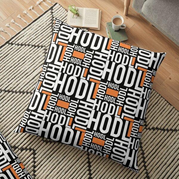 HODL Floor Pillow
