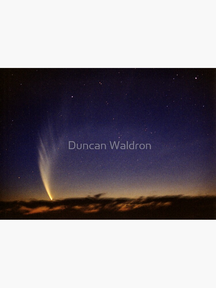 Comet McNaught by DuncanW