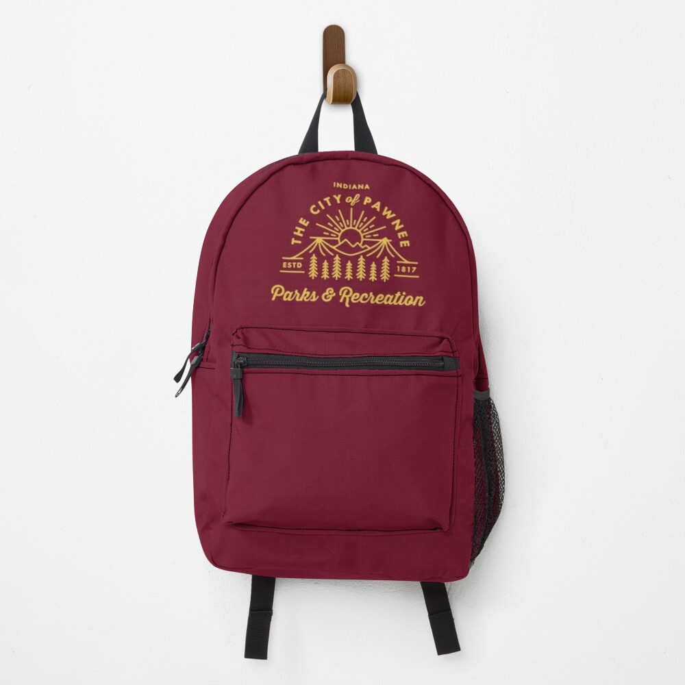 Pawnee Parks & Recreation Department Backpack