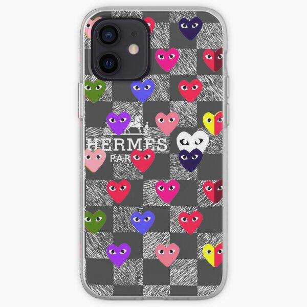 dreams,hermes-x,comme,des garcon,gimbe,goyard,garcon,paris,bape iPhone Soft Case