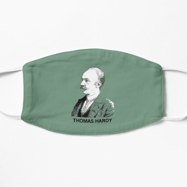 Thomas Hardy Liturature - Thomas Hardy Author - Thomas Hardy Writer -Thomas Hardy Fans - British  Mask