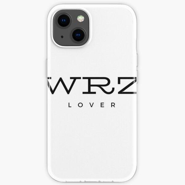 ästhetisches Weiß Call of Duty: Warzone (WRZ-Liebhaber) iPhone Flexible Hülle