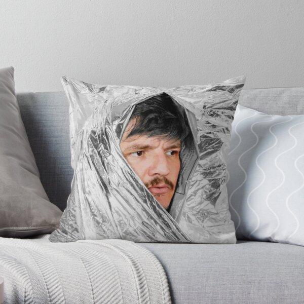 Pedrito Burrito Throw Pillow