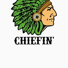 Chiefin' by StrainSpot