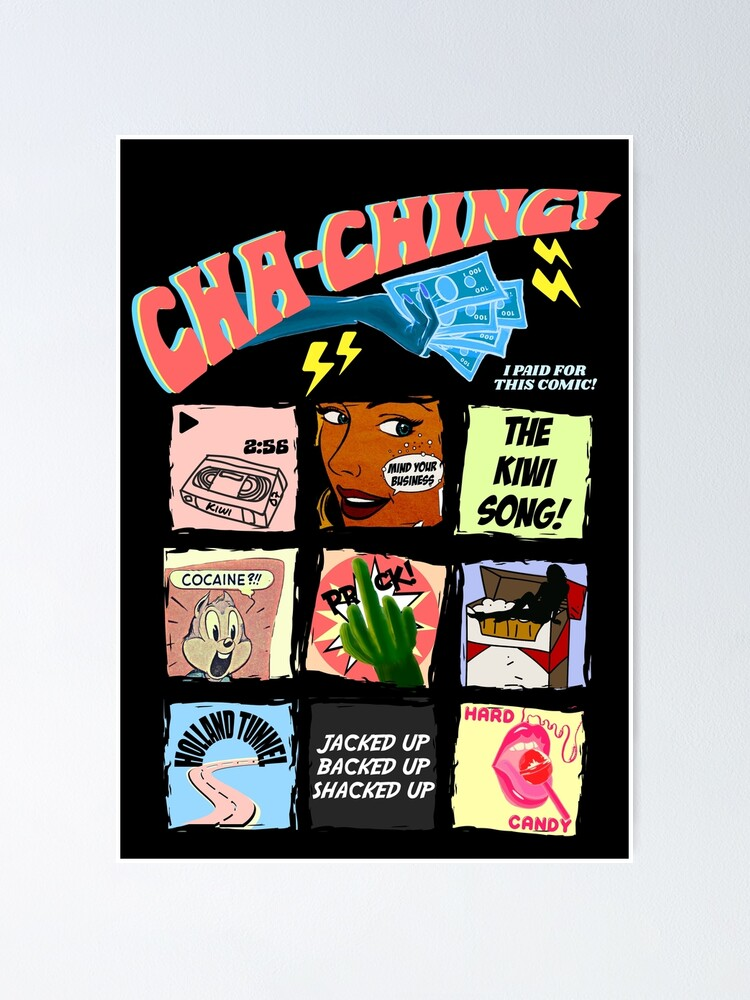Alternate view of KIWI Poster