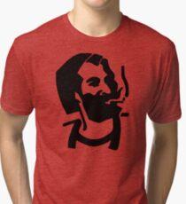 Zig Zag Man Tri-blend T-Shirt