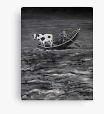 'Cargo' Canvas Print