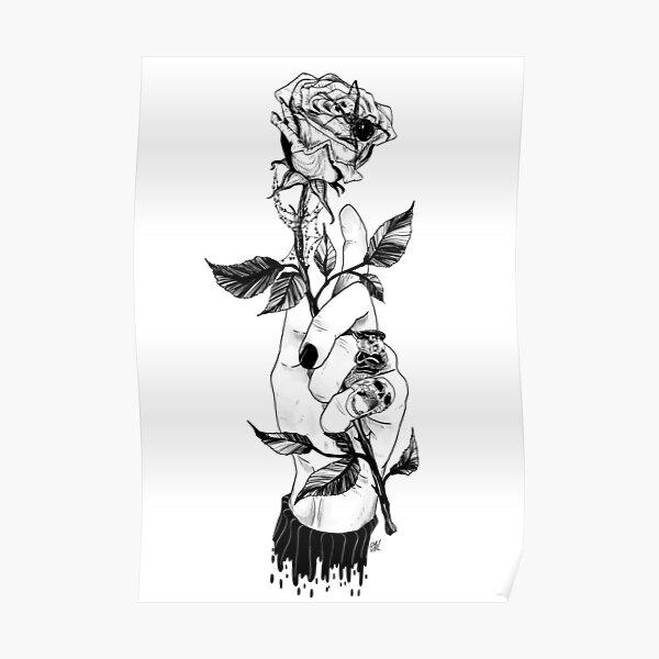 Corpse_Husband Design (ORIGINAL) Poster