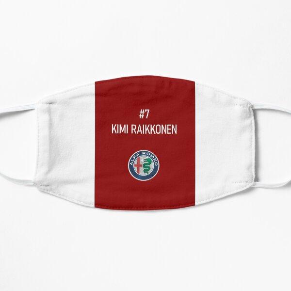 Kimi Raikkonen #7 Masque sans plis