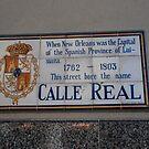 Calle Real by Deborah Singer