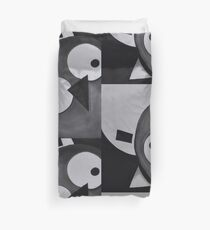 Abstracted Duvet Cover
