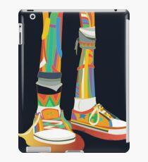 Rainbow Kicks iPad Case/Skin