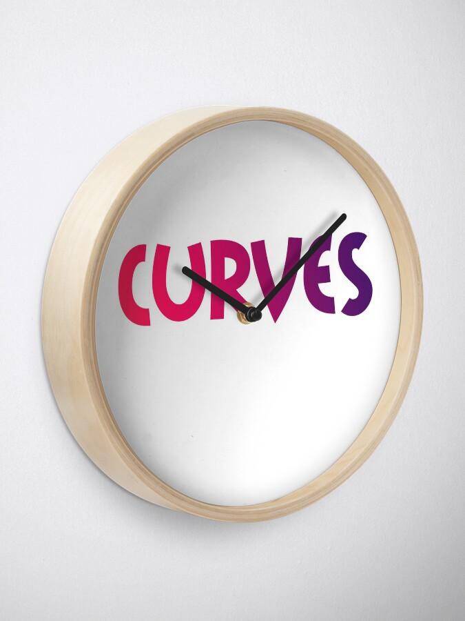 Alternate view of Curves fat-positive BoPo  Clock