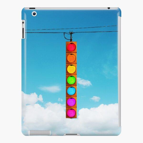 Rainbow Traffic Light iPad Snap Case