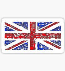 Great Britian Sticker
