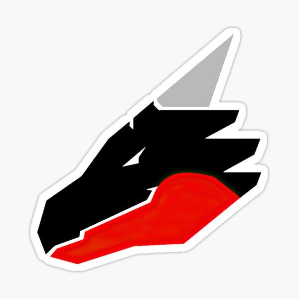 Bad Dragon Logo Sticker
