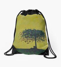 """The Thinking Tree"" Drawstring Bag"